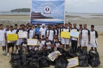 Swachh Sagar Abhiyan: Indian Coast Guards March Forward To Save Water Bodies In Andaman And Nicobar