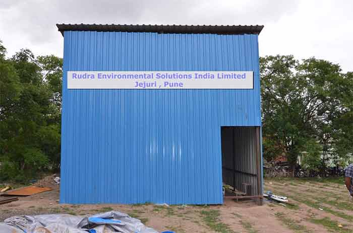 Rudra Environmental Solutions Factory