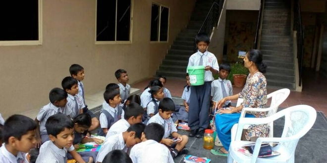 Children To Play Swachh Messengers In Bengaluru To Promote Waste Management