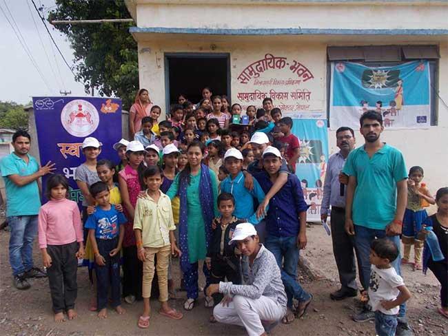 Slum Children In Bhopal Join 'Swachhta Ki Pathshala' To Retain City's Clean Status