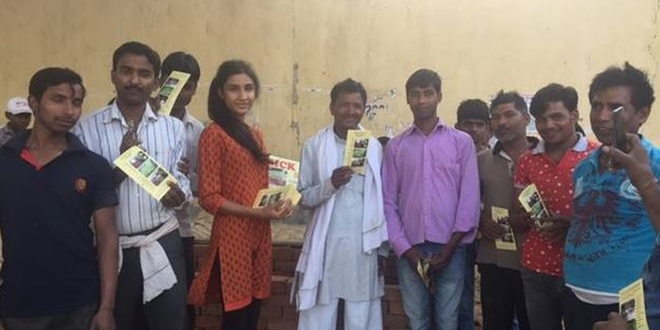 With An Agenda To Put An End To Food Wastage, A Class 12 Student Developed A Green Fridge That Runs Without Electricity And Is Cost Effective