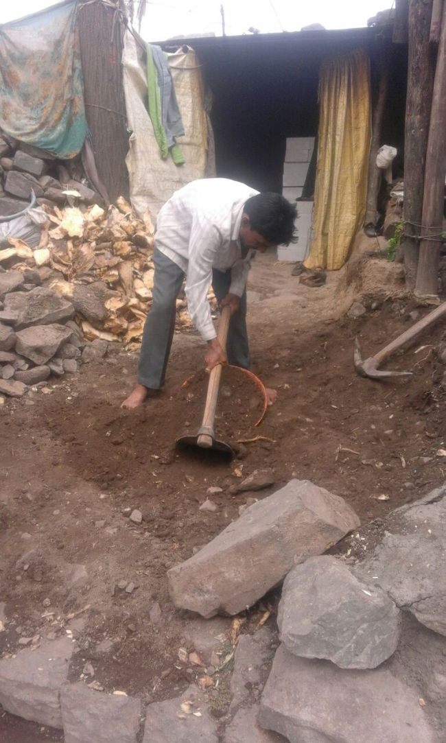 A Push For Open Defecation Free Maharashtra: Osmanabad District Creates History, Digs 10,000 Toilet Pits In 18 Hours