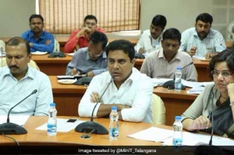 August 15 Set As Deadline For Towns In Telangana To Go ODF