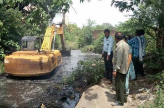 Swachh Sewage Abhiyan 'Nullah Gangs' In Bhopal Conduct Massive Cleanliness Drives To Fight Water Clogging During Monsoons