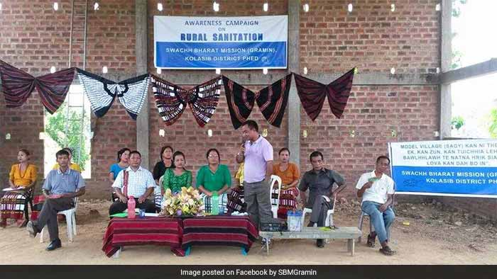 Awareness campaigns on rural sanitation have helped spread necessary awareness