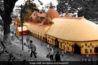 Kamakhya Temple has successfully become a Swachh Iconic Place