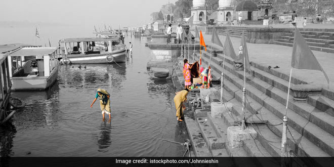 Waterman Of India Rajendra Singh Calls For An Urgent Need To Clean India's Rivers