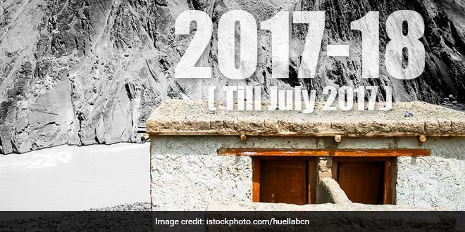 2017-18 Swachh Bharat Abhiyan