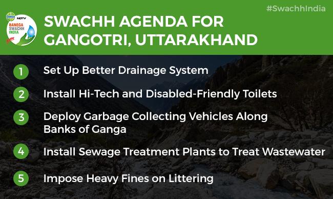 Swachh-Agenda-For-Gangotri