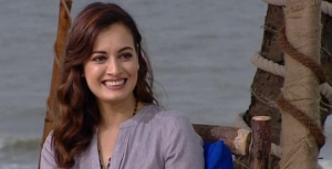 Save The Planet And Give Up The Use Of Glitter, Actor Dia Mirza Urges Netizens