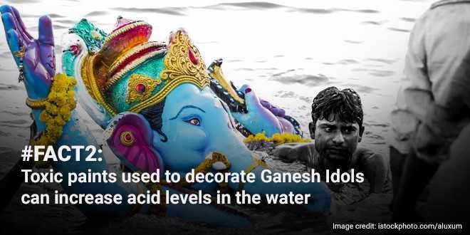 Ganesh Chaturthi Special: A Photo Story On How Idol Immersion Impacts Our Environment