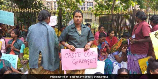 Bengaluru's powrakarmikas