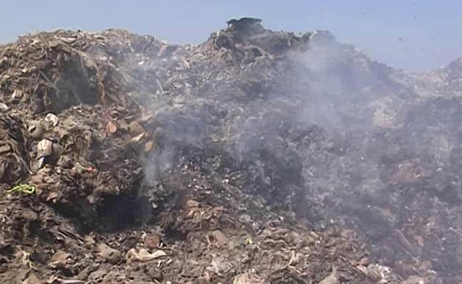 Delhi Sits On Ticking Garbage Bomb Five Latest Developments On Ghazipur Landfill Tragedy