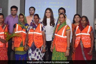 Bhumi Pednekar Lauds Kanpur's Anti-Lota Party, Urges People To Help Government Make The District Open Defecation Free By End Of This Year