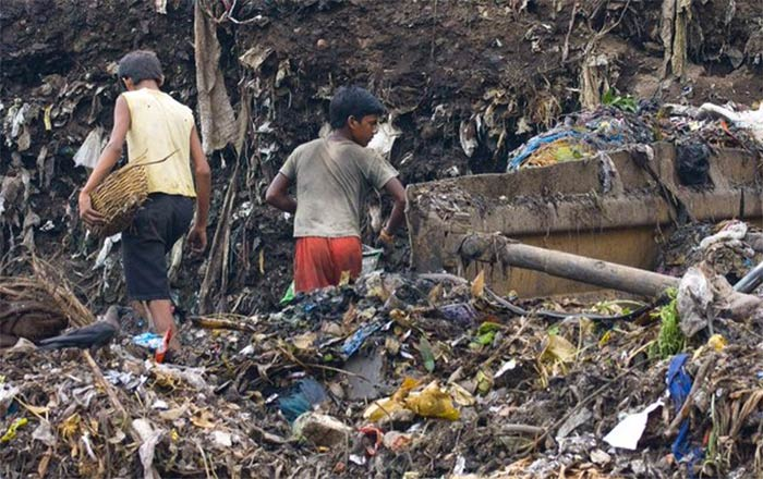 More than 4,000 metric tonnes of garbage is dumped into the Dhapa landfill daily