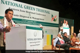 Assam To Set Up An Institute For Waste Management And A Department To Oversee Waste Disposal Chief Minister Sarbananda Sonowal