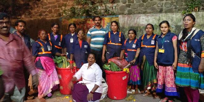 150 Ragpickers, 200 Volunteers Diverts 140 Tonnes Of Waste From Mula-Mutha River During Ganesh Visarjan 2017