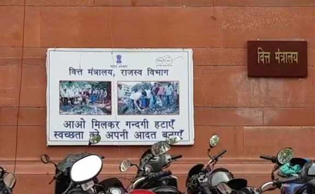 raisina-hills-swachhta-posters-NDTV