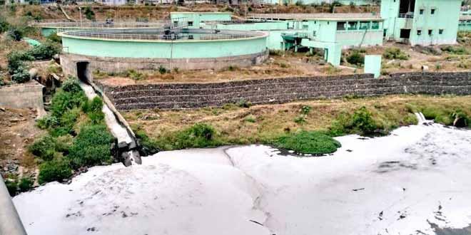 Pollution in Godavari