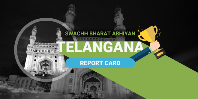 Even After Relentless Efforts To Make Cities And Villages Open Defecation Free, Telangana Still To Meet Its Targets