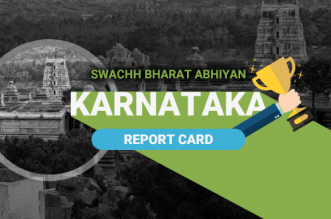 Karnataka's Two Sides Of A Coin Swachh Story: Sanitation Coverage Of Rural Areas Is Double That Of Urban Regions