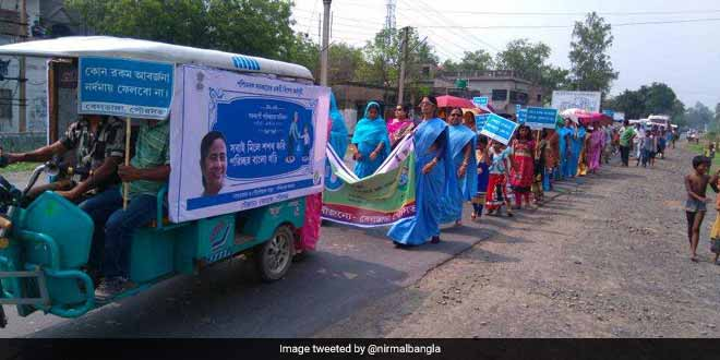 Three More West Bengal Districts To Be Declared Open Defecation Free