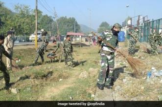 Jammu And Kashmir Concludes The Mega 15-Day 'Swachhata Hi Seva' Campaign