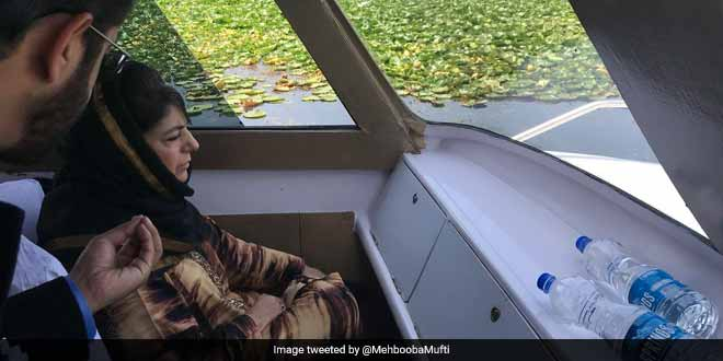 De-Weed And Preserve The Glory Of Dal Lake: Jammu & Kashmir Chief Minister Mehbooba Mufti Directs Officials