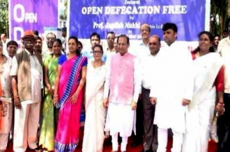 Port Blair Ends Open Defecation, Gives A Push To Andaman & Nicobar's Open Defecation Free Target Of 2018
