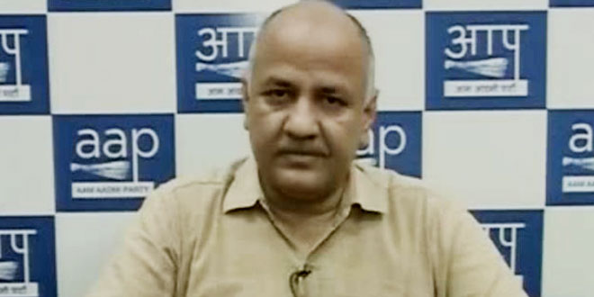 If Delhi's Air Quality Worsens, Will Bring Back The Odd-Even Scheme Deputy Chief Minister Manish Sisodia