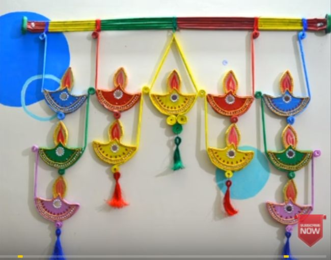 Do It Yourself Home Design: Celebrate Waste-Free Diwali: Top 5 Home Décor Ideas To