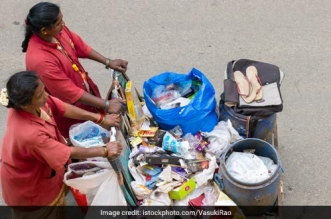 Women In Andhra Pradesh's Guntur City Lead Awareness Campaigns To Achieve 100% Waste Segregation