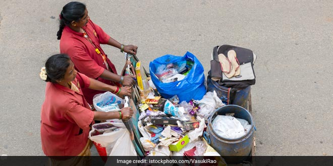 Women In Andhra Pradesh's Guntur City Lead Awareness Campaigns To Achieve 100% Waste Segregation