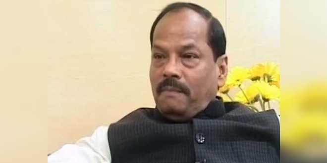 Maintaining Cleanliness Is The Responsibility Of All: Chief Minister Raghubar Das