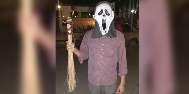 The Spooky Festival Of Halloween Given A Swachh Twist In Gurugram