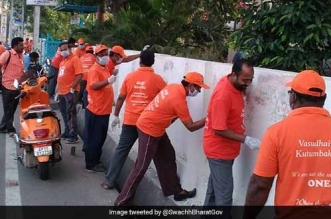 Vijayawada announces Swachh Vijayawada awards