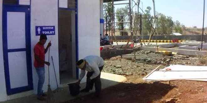 Toilets in petrol pump compulsory says NMMC