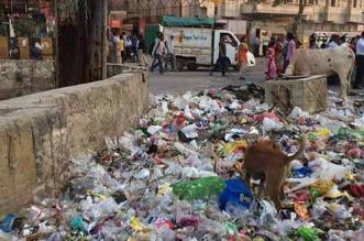 Waste in Noida