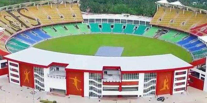 India Vs New Zealand T20 Cricket Match In Thiruvananthapuram To Be A ... 66bef8fd8e0e6