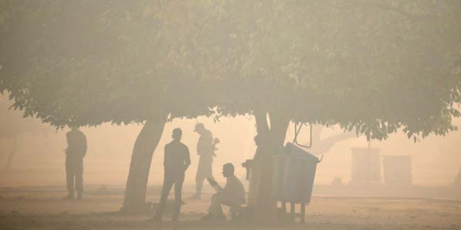 Air Pollution: Experts asks government to gear up for winter's pollution levels