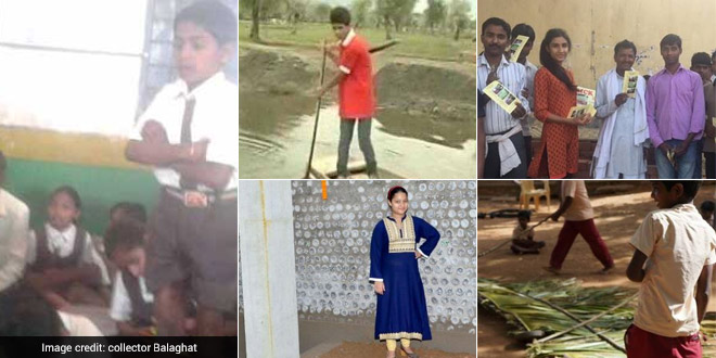 Children's Day Special: Young Guns Who Turned Swachh Warriors For Swachh Bharat Abhiyan