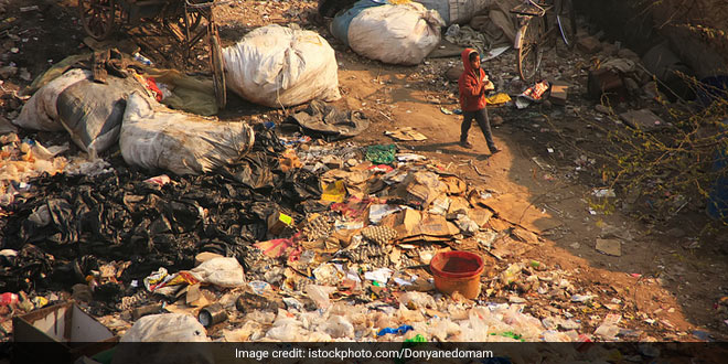Waste continues to be a problem in Jalandhar