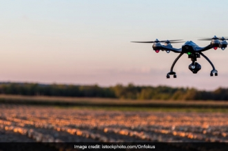 Drones Deployed In This Town Of Telangana To End Open Defecation