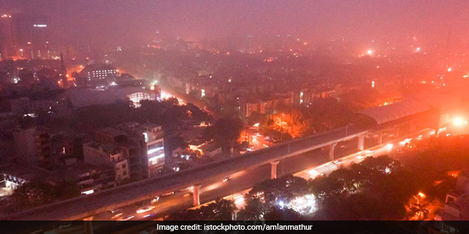 Air Pollution: Pollution Levels In Neighboring Uttar Pradesh Is Worse Than Delhi