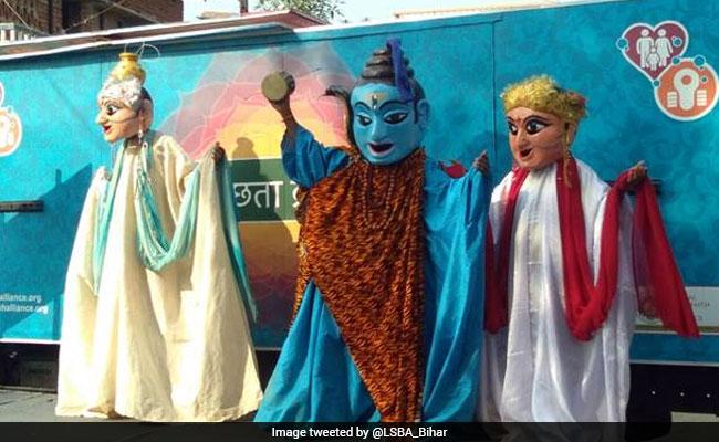 From <i>Nukkad Nataks</i> To <i>Toilet Thela</i>, Bihar Gears Up For World Toilet Day To Improve Its Swachh Ranking