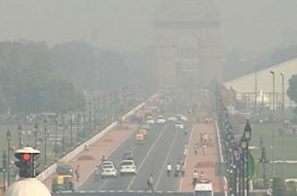 Delhi's Air Pollution: Air Quality Index