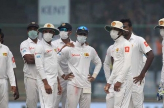 Delhi's Air Pollution Emergency: The Green Court Raps Delhi Government For Holding India-Sri Lanka Test Despite Hazardous Air Quality