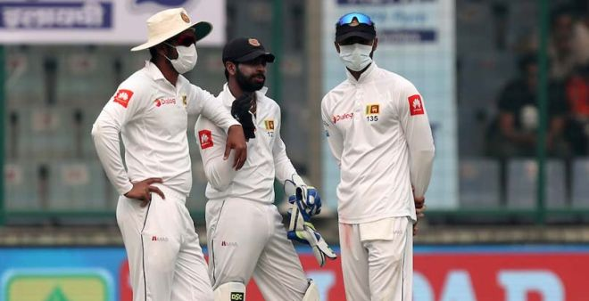After Air Pollution Interrupts India vs Sri Lanka Test Match, Twitterati React With Wit And Anger
