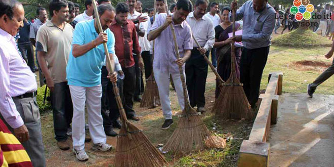 Mysuru gears up for Swachh Survekshan 2018