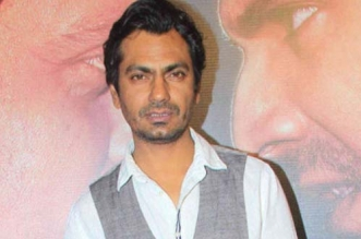 Actor Nawazuddin Siddiqui To Be Face Of A Water Conservation Campaign